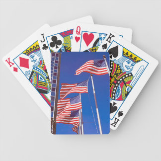 US FLAGS BICYCLE PLAYING CARDS