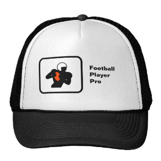 (US) Football Player Pro Trucker Hat