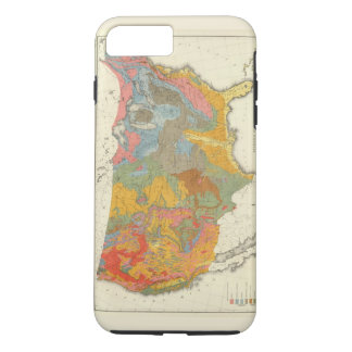 US Geological Map iPhone 7 Plus Case