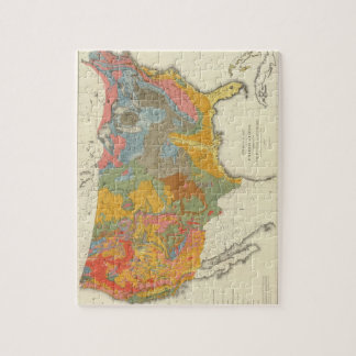 Us Map Jigsaw Puzzles Zazzle - Us map georgia puzzle