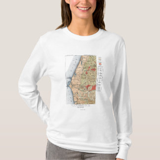 US Geological Survey Map T-Shirt