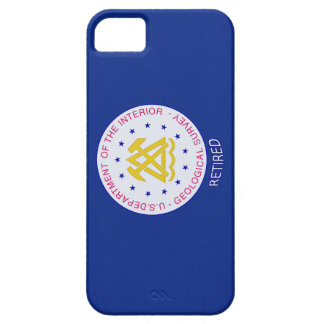 US Geological Survey Retired iPhone 5 iPhone SE/5/5s Case