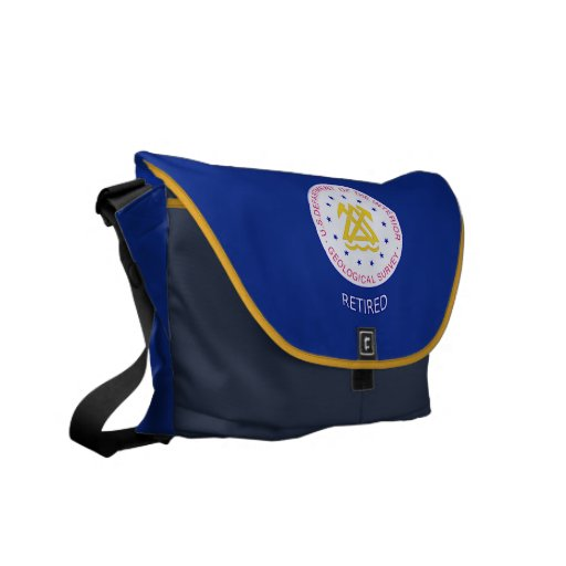 US Geological Survey Retired Commuter Bags