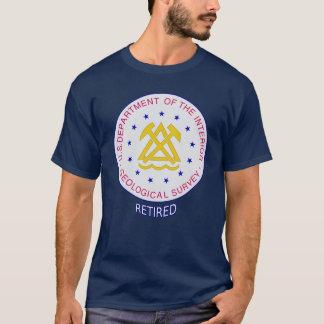 US Geological Survey Retired T-Shirt
