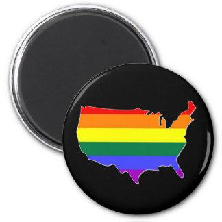US GLBT Pride Magnet
