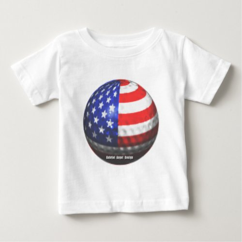 US Golf Baby T_Shirt