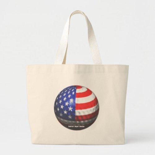 US Golf Large Tote Bag