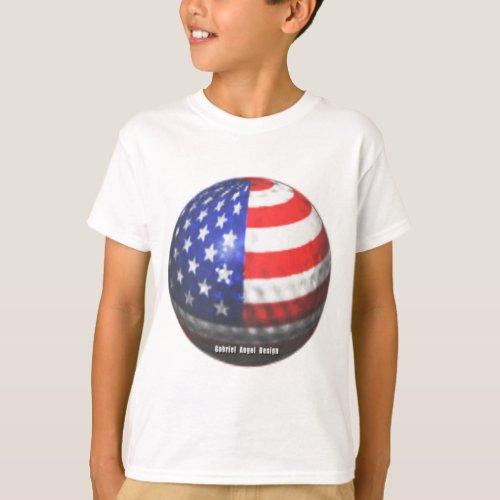 US Golf T_Shirt