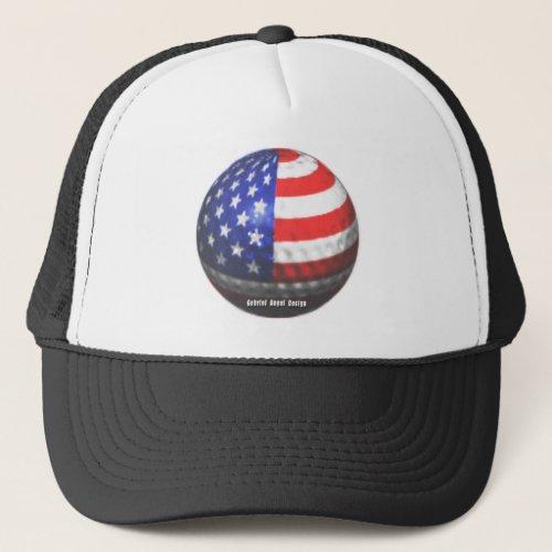 US Golf Trucker Hat