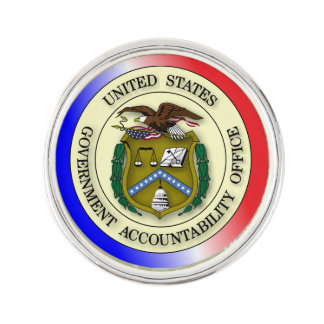 US Government Accountability Office Lapel Pin