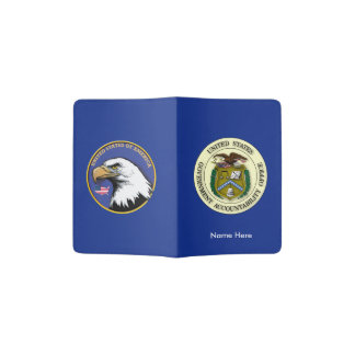 US Government Accountability Office Passport Cover Passport Holder