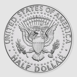 US Great Seal Half Dollar