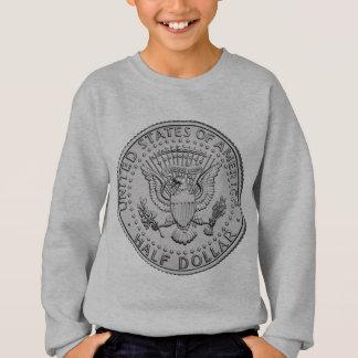 US Great Seal Half Dollar Sweatshirt