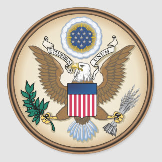 US Great Seal (obverse)