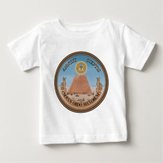 US Great Seal Obverse (Reverse) Side Tee Shirt