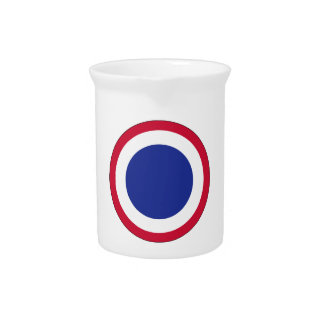 US Ground Forces Replacement Depots Beverage Pitcher