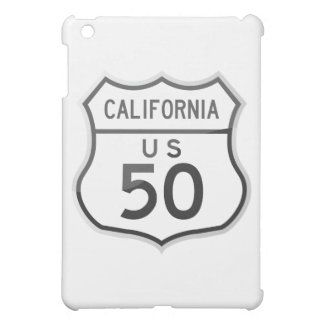 US Highway 50 California Road Trip Cover For The iPad Mini