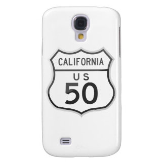 US Highway 50 California Road Trip Samsung S4 Case