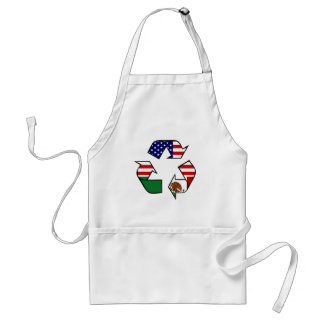 US Illegal Immigration policy Adult Apron