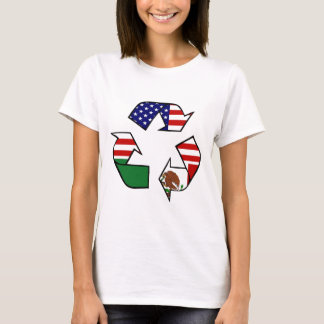 US Illegal Immigration policy T-Shirt