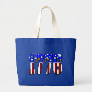 US Independence Day 1776 Canvas Bag