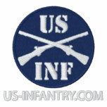 US-INFANTRY.COM FLEECE JACKET
