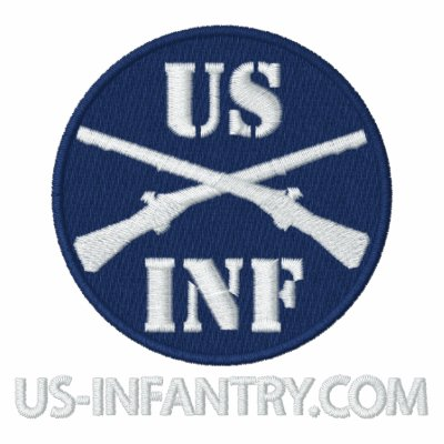 US-INFANTRY.COM FLEECE EMBROIDERED JACKETS