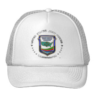 US Joint Forces Command Trucker Hat