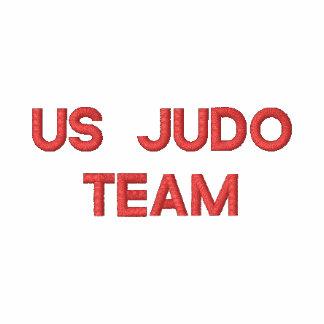 US JUDO TEAM EMBROIDERED TRACK JACKET