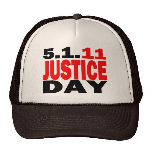 US JUSTICE DAY 5/1/2011 - bin Laden Dead Hat