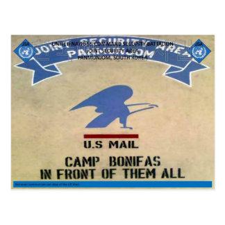 US Mail Postcard