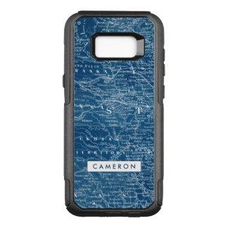 Blueprint Samsung Galaxy Cases Zazzle - Us map blueprint