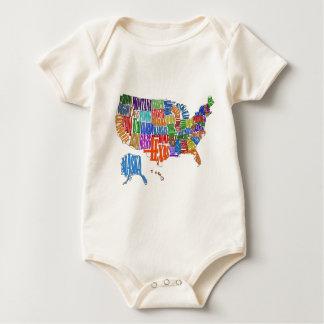 US MAP CREEPER