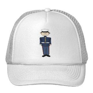 US Marine Corp Boy Trucker Hat