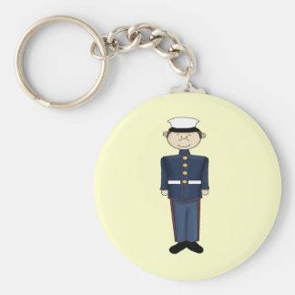 US Marine Corp Boy Keychain