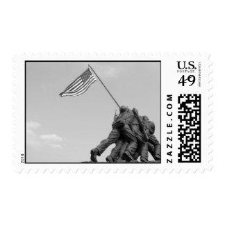 US Marine Corps War Memorial Postage