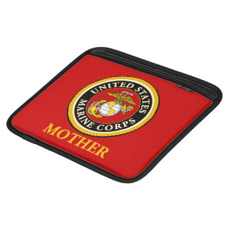 US Marine Official Seal - Mother Sleeve For iPads