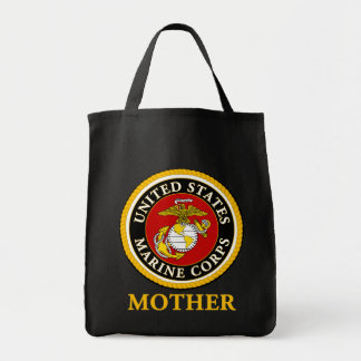 US Marine Official Seal - Mother Tote Bag