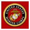 US Marine Official Seal Poster