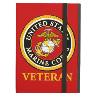 US Marine Official Seal - Veteran Cover For iPad Air