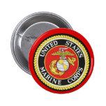 US Marine Seal Pin