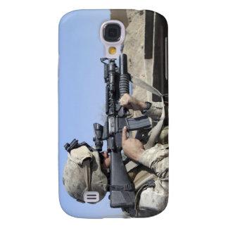 US Marine sites through the scope Samsung S4 Case