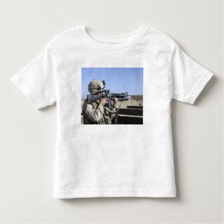 US Marine sites through the scope Toddler T-shirt