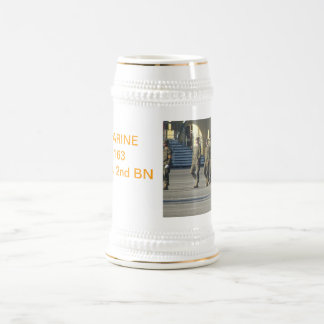 US Marine  Stine coffee mug