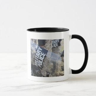 US Marines and Sailors don riot gear Mug