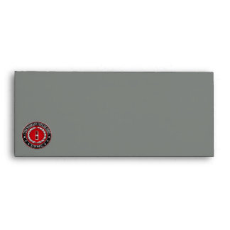 US Marines: Chief Warrant Three (USMC CWO-3) [3D] Envelope