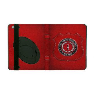 US Marines: Chief Warrant Three (USMC CWO-3) [3D] iPad Covers