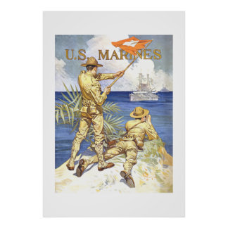 US Marines Posters