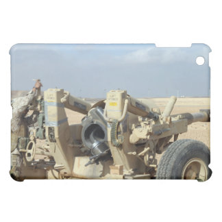 US Marines prepare to fire a howitzer 2 iPad Mini Cases