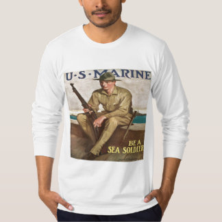US Marine's Recruiting Poster T-shirt